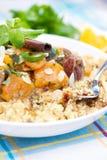 moroccan обеда Стоковая Фотография RF
