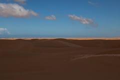 moroccan пустыни Стоковое Фото