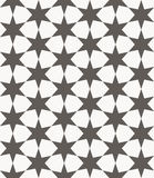 Moroccan arabic religious ornamental vector seamless pattern Royalty Free Stock Photography
