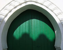 Moroccan architectural details Royalty Free Stock Images