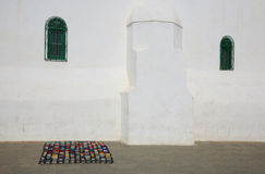 Moroccan architectural details Stock Photo