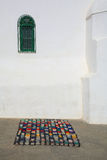 Moroccan architectural details Stock Photos
