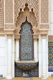 Moroccan architecture Stock Photography