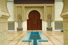 Moroccan Architecture Stock Photos
