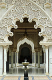 Moroccan Architecture Interior Royalty Free Stock Image