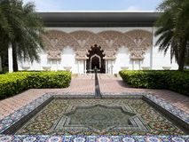 Moroccan architecture royalty free stock photography