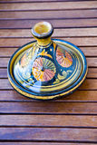 Moroccan ashtray Stock Images