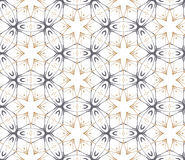 Moroccan background with abstract stars. Ornamental pattern. Arabic seamless tiling. Moroccan background with abstract stars. Geometric texture for wedding Stock Photo