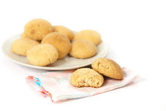 Moroccan biscuits Stock Image