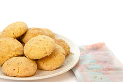 Moroccan biscuits Royalty Free Stock Photos