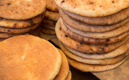 Moroccan bread Royalty Free Stock Photos