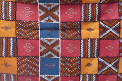 Moroccan Carpet Royalty Free Stock Images