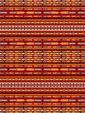 Moroccan carpet design Royalty Free Stock Photos