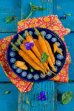 Moroccan carrot Royalty Free Stock Image