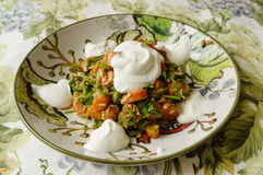Moroccan Carrot Salad Royalty Free Stock Image