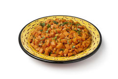 Moroccan carrot salad Stock Photography