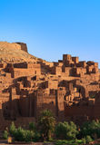 Moroccan Casbah Royalty Free Stock Images