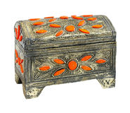 Moroccan chest Stock Images
