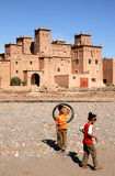 Moroccan children Royalty Free Stock Images