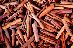 Moroccan cinnamon Stock Photography