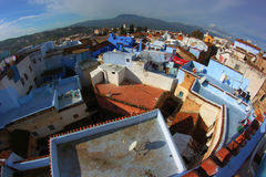 Moroccan city Stock Photo