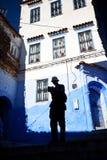 Moroccan city Stock Photo