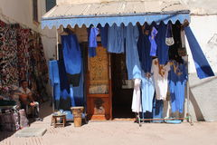 Moroccan clothes Stock Photos