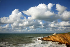 Moroccan Coast Royalty Free Stock Images