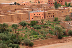 Moroccan countryside Royalty Free Stock Photos