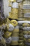 Moroccan craft on the market Stock Photo