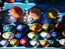 Moroccan culture Stock Image
