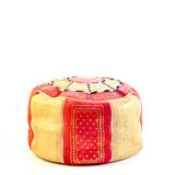 Moroccan cushion Stock Photo