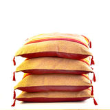 Moroccan cushions Royalty Free Stock Image