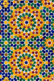Moroccan decoration Royalty Free Stock Image