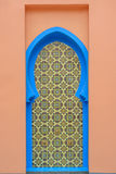 Moroccan decorative Royalty Free Stock Photo