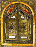 Moroccan door Stock Images