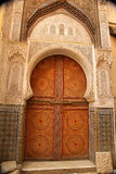 Moroccan door Stock Photos