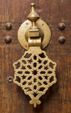 Moroccan door knocker Stock Photography