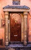 Moroccan dor Royalty Free Stock Image