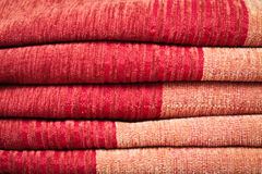 Moroccan fabric Royalty Free Stock Images