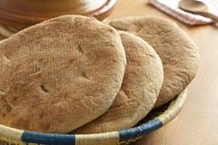 Moroccan farmers bread Royalty Free Stock Photo