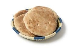 Moroccan farmers bread Royalty Free Stock Photos