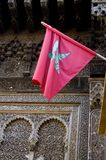 Moroccan Flag Stock Image