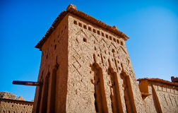 Moroccan Fort Royalty Free Stock Photos