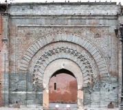 Moroccan Gate Royalty Free Stock Photography