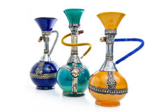 Moroccan hookah Royalty Free Stock Image