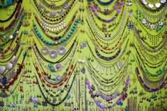 Moroccan jewelley Royalty Free Stock Photo