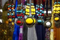 Moroccan jewelry Stock Photos