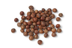 Moroccan juniper berries Royalty Free Stock Photos