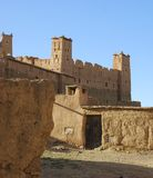 Moroccan Kasbah Royalty Free Stock Image